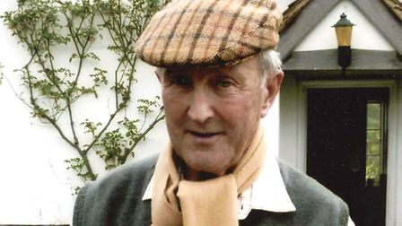 Jeremy Goodwin, the former head of Ipswich furniture maker Titchmarsh & Goodwin