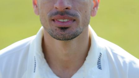 Saj Mahmood, who sits out Essex's opening game against Cambridge MCCU, starting on Friday