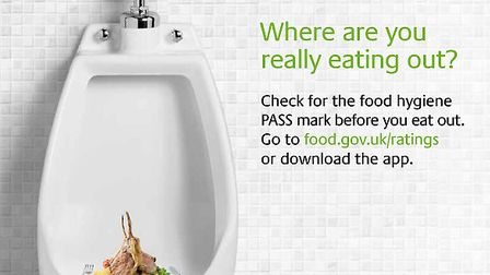 The Food Standards Agency ad