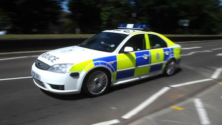 Number plates have been stolen from Ipswich