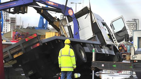 Haulier elected not to give evidence