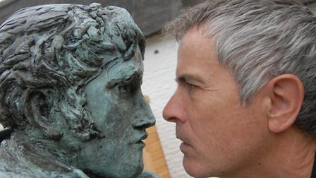 Richard Sandells comes face to face with John Clare