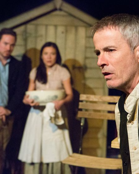 The Long Life And Great Good Fortune Of John Clare by Eastern Angles, starring Louise Mai Newberry,