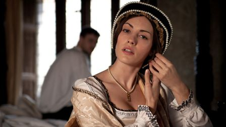 Fallen In Love by Jo Carrick. The Red Rose Chain theatre company will be performing the Anne Boleyn