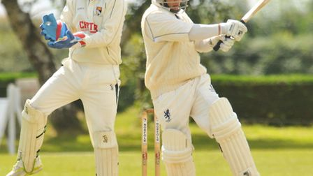 Hassan Adnan, who retired at the end of last season, pictured batting for Suffolk against Norfolk