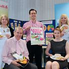 Live Well Suffolk says taking a lunch break can improve productivity