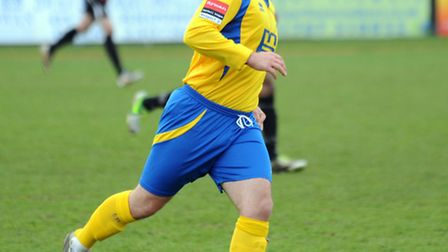 Michael Shinn, who is interested in the post of AFC Sudbury manager on a permanent basis
