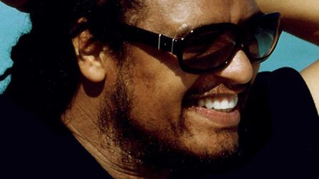 Maxi Priest, at the Ipswich Regent on March 23