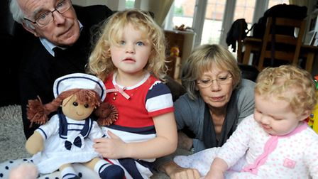Will help with childcare costs reduce the strain on grandparents?