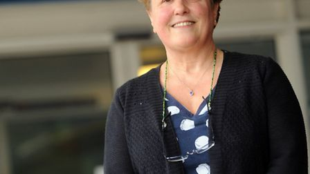Chris Colbourne is retiring next week as head midwife at Ipswich Hospital after 32 years working in