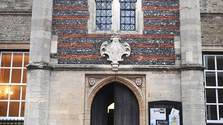 The Guildhall in Bury St Edmunds