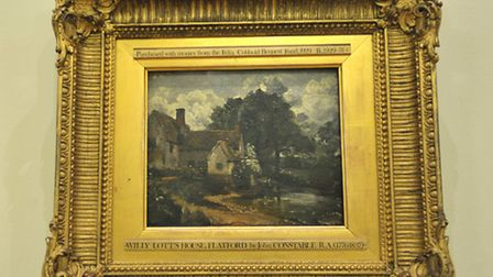 Christchurch Mansion in Ipswich is about to host a large Constable exhibition featuring many of his