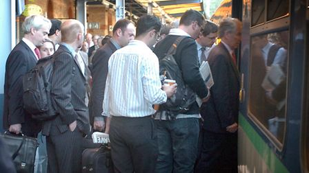Commuter Diary: Trains delayed by nearly 20 minutes this morning