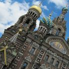 The Church of the Spilled Blood in St Petersburg