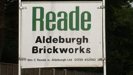 New homes will be built at the former Reade brickworks in Aldeburgh