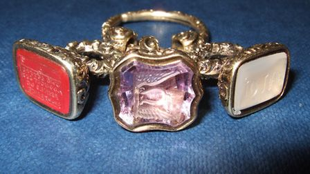 Suffolk Police are releasing photos of stolen jewellery in a bid to reunite the items with their rig