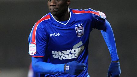 Ipswich Town footballer Guirane N'Daw has been released on bail after he was charged on Saturday nig
