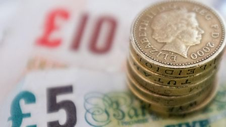 More than £9million is due to councils across Suffolk in unpaid council tax bills.