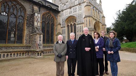 Members from the Friends of St Mary's Woodbridge have reflected on a succesful first year