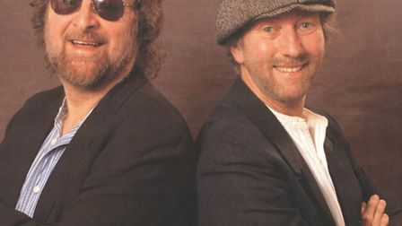 Chas and Dave are performing at Abbeyfest in Bury St Edmunds this summer
