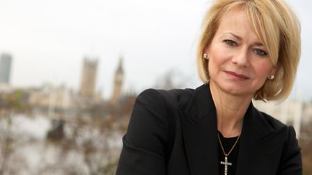 Thomas Cook chief executive Harriet Green