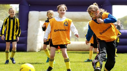 Action from last year's Grassroots Festival
