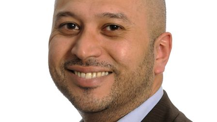 Dr Imran Qureshi, member of the Ipswich and East Suffolk Clinical Commissioning Group