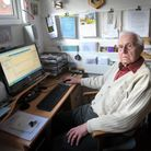 An 88 year-old pensioner who is suffering from heart disease and angina and is profoundly deaf has b