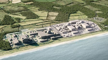 EDF Energy has plans to develop a third nuclear power station on the Suffolk coast