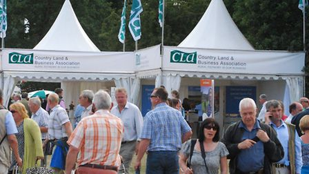 The CLA Game Fair 2013, which takes place this year at Ragley Hall, Warwickshire from July 19-21