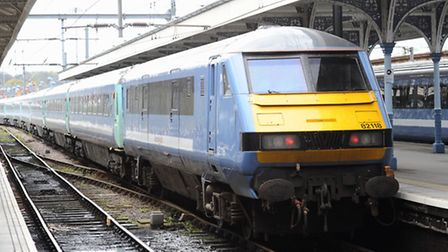 More trains are expected on the Liverpool Street line.
