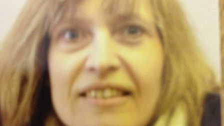 Caroline Ault from Felixstowe has gone mising from a care home