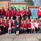 Sir Robert Hitcham's Primary School in Framlingham has been rated as 'good' by Ofsted. Headteacher,