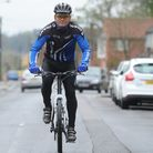 Julian Evans is set to take part in the London to Brighton bike ride.