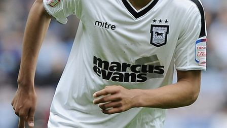 Ipswich Town's Tyrone Mings made his professional debut at Burnley.