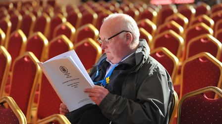 The Campaign for Real Ale recently held its AGM in Norwich. A delegate bones up on the agenda at St