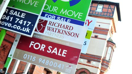 Further signs of a pick-up in the property market emerged today as the Halifax reported a 1.1% rise