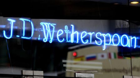 JD Wetherspoon is among a number of pub and restaurant companies calling for a cut in VAT