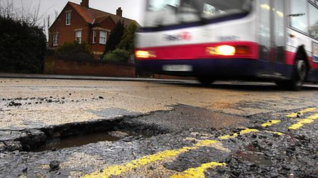 Potholes might just be our own fault