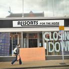 Allsorts at Home is closing down and William Hill will open a betting shop in its place.