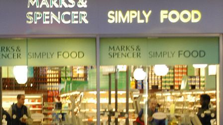 Marks & Spencer is opening a Simply Food store at Martlesham Heath today