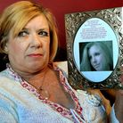 Sharon Garner remembering her daughter Laura who died four years ago after taking her own life jumpi