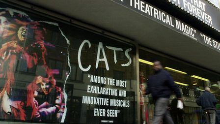 Good publicity has turned Andrew Lloyd-Webber's West End classic Cats into the world's longest runni