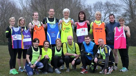 The Stowmarket Striders are gearing up for the London and Brighton marathons.