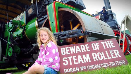 Woolpit Steam Rally at Warren Farm, Wetherden. The show promises a varied and interesting turn out o
