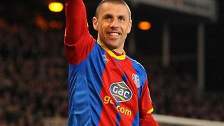 Crystal Palace's Kevin Phillips