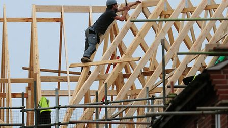Housebuilding has led the construction sector back into growth, according the latest Markit/PMI surv