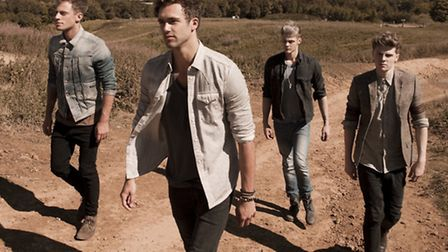 Lawson are joining them on the line-up. Picture: Pip/Polydor
