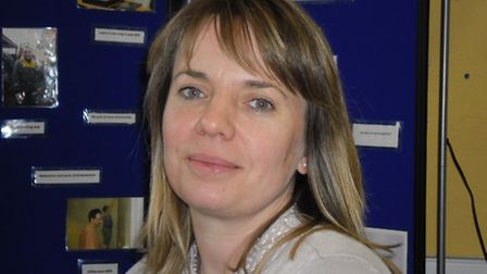 Kirsten Alderson, young people's service manager at Suffolk Family Carers
