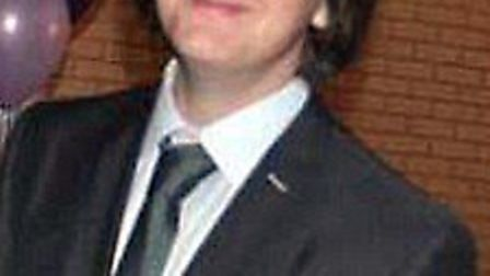 Alleged murder victim Jay Whiston from Clacton